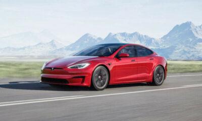 2021 Refreshed Tesla Model S