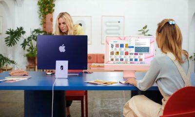 Apple 2021 Colorful M1 iMac